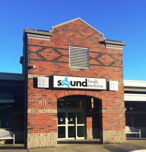 Sound Family Medicine Puyallup 31st Ave Clinic