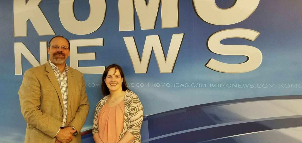 Tracie Jefferson interviewed on KOMO News Radio