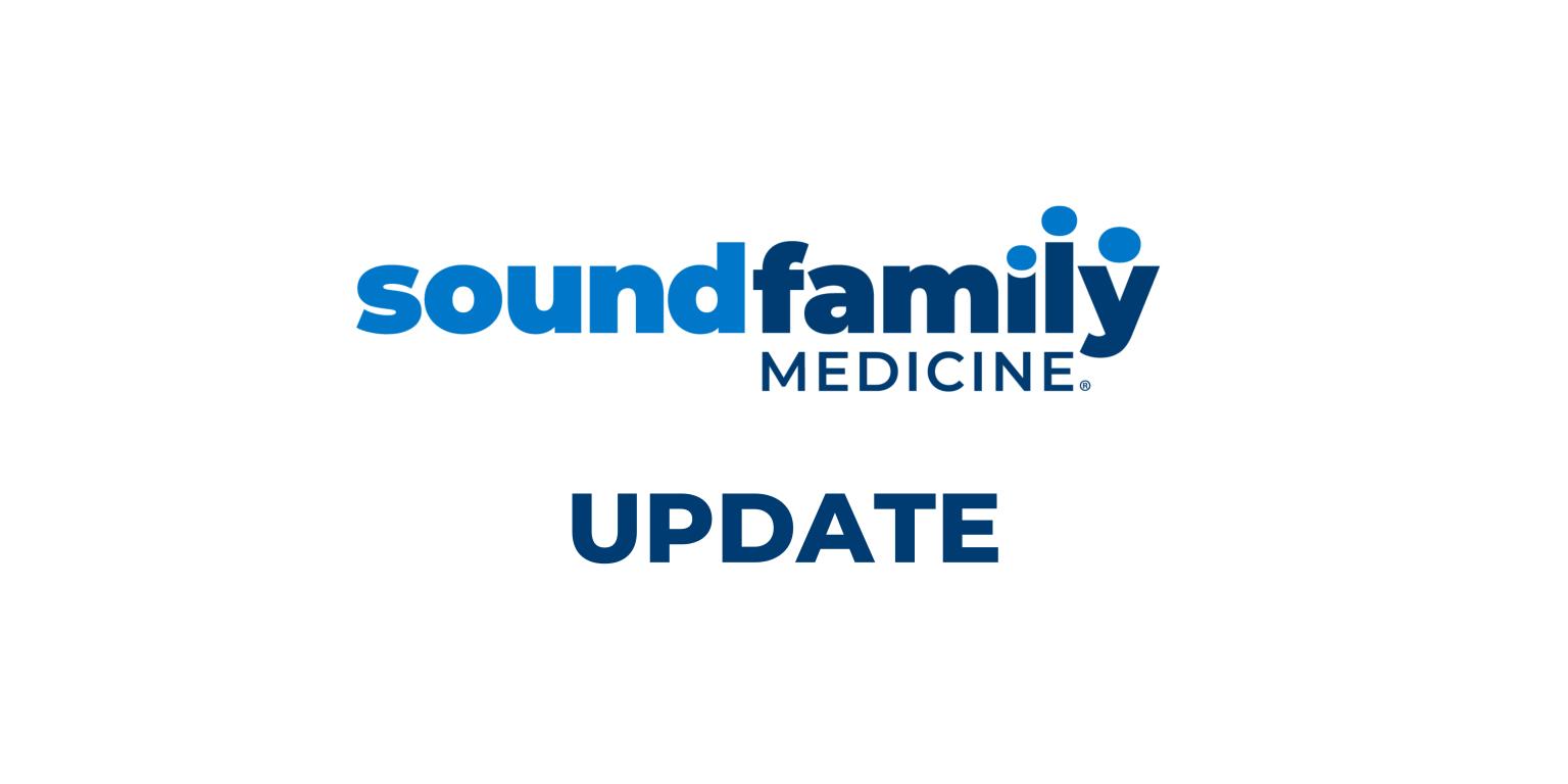 SFM Update